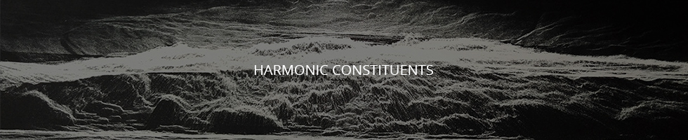 Tracy Hill - Harmonic Constituents
