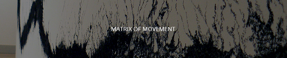 Tracy Hill - Matrix of Movement